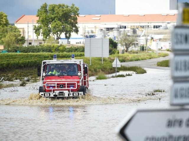 Orages: toujours huit départements en vigilance orange, une personne portée disparue dans le Gard