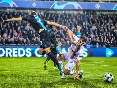 Champions League - Thomas Meunier blessé aux ischio-jambiers