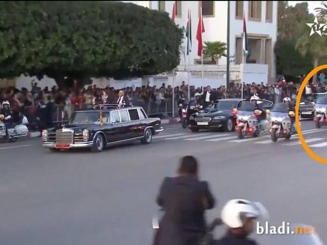 Maroc : deux ans de prison pour avoir perturbé le cortège du roi Mohammed VI