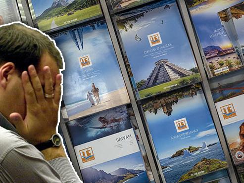 """Pas de chiffre d'affaires avant 2022 et """"bombe à retardement"""": l'avenir s'annonce sombre pour les agences de voyage"""