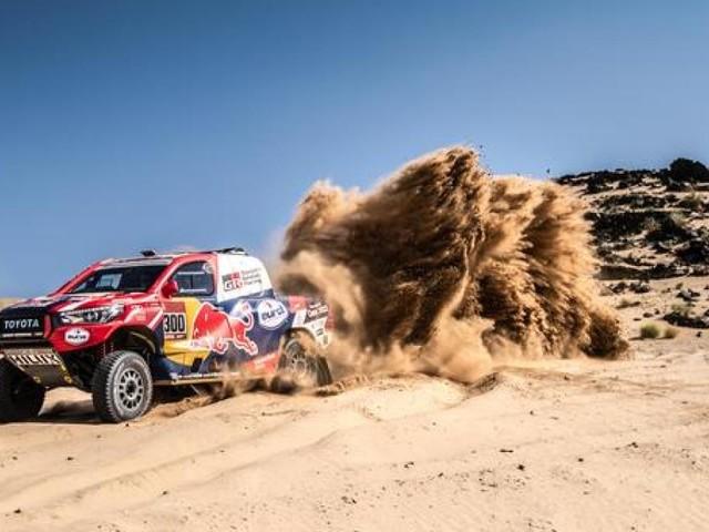 Dakar 2020 : Peterhansel croit encore en ses chances