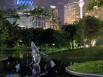 Sélection d'hotels : A Kuala Lumpur, tu choisiras un hôtel avec piscine