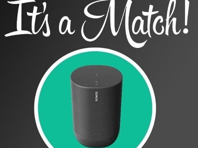 Sonos Move, la première enceinte Bluetooth de Sonos, est faite pour vous si...
