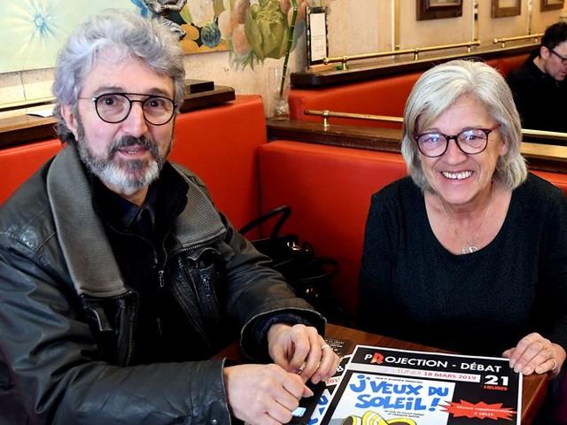 Ce 18 mars à Carcassonne, le député François Ruffin au cinéma le Colisée
