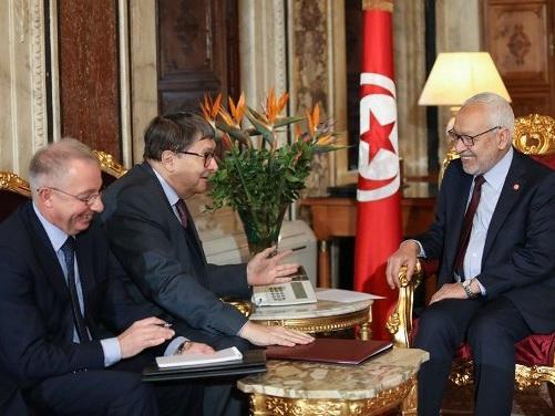 Tunisie : Rached Ghanouchi invite l'ambassadeur russe en Tunisie à annuler les visas pour les tunisiens