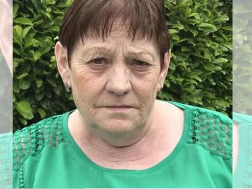 Nicole Pinon a disparu à Sorinnes, près de Dinant: l'avez-vous vue?