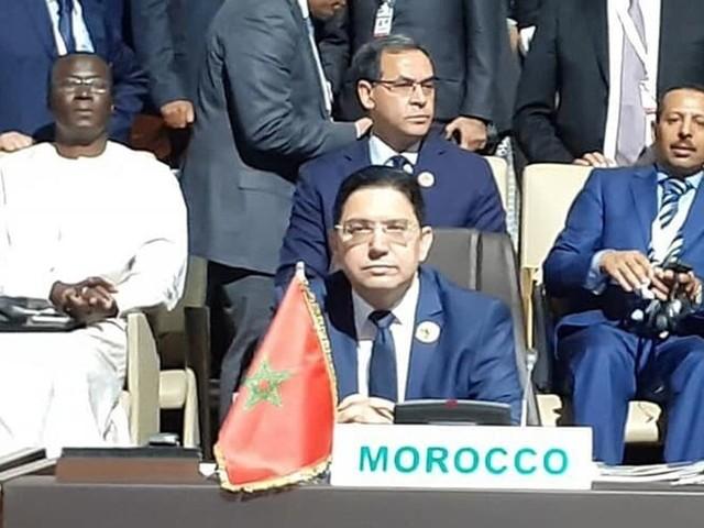 Nasser Bourita représente le roi Mohammed VI au Sommet de l'UA à Niamey
