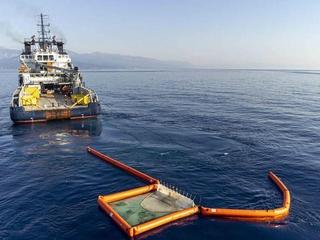 Pollution en mer: Le pire a été évité en Corse, mais...
