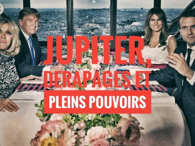 532ème semaine politique: Jupiter et le syndrome du chef