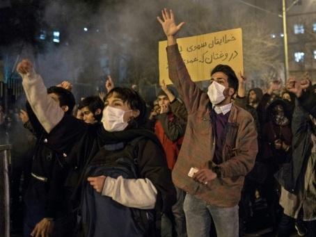 En Iran, des artistes et athlètes se sont faits les porte-voix des manifestations