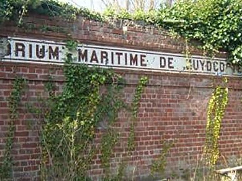 Nord: Qui a détruit le «mur des amoureux» de l'ancienne halte ferroviaire de Zuydcoote?
