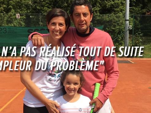 """""""Nous sommes à l'arrêt comme tout le monde"""" MAIS l'école de tennis de La Hulpe, comme tous les clubs de sport, ne recevra pas d'indemnité wallonne"""