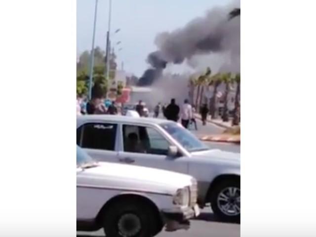 Casablanca: Incendie dans un bus à Aïn Harrouda