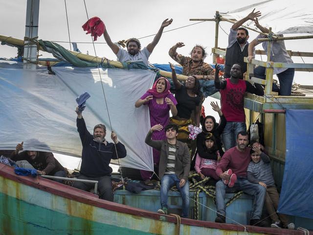 La mini-série australienne Safe Harbour diffusée le 14 février sur ARTE.