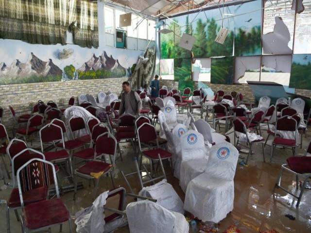Le bilan de l'attentat-suicide contre un mariage à Kaboul réévalué à 80 morts