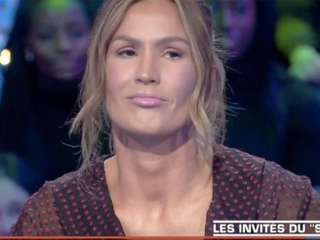 """Vitaa : Gênée par une blague de Thierry Ardisson sur son amie Diam's dans """"Les Terriens du samedi"""""""