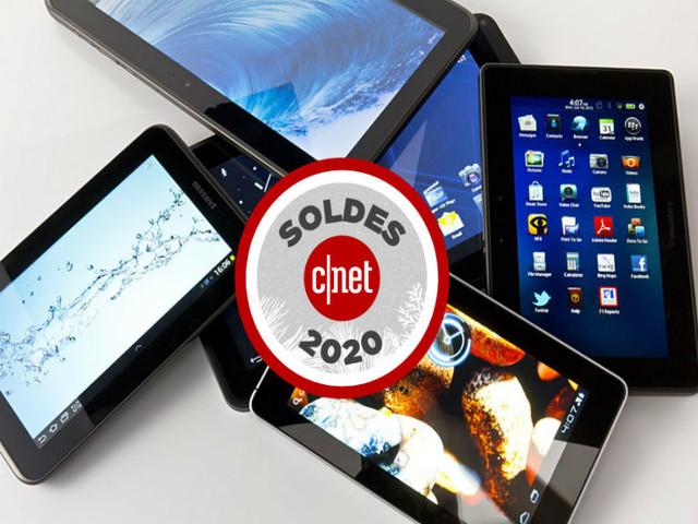Soldes des tablettes : les meilleures promos du rayon tablette encore en ligne lundi