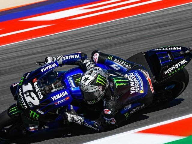 MotoGP 2019 : Les qualifs de Misano pour Vinales, devant Pol Espargaro (!) et Quartararo…