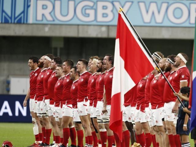 Rugby - Mondial - CAN - Coupe du monde: les Canadiens sont venus en aide aux Japonais après le passage du typhon