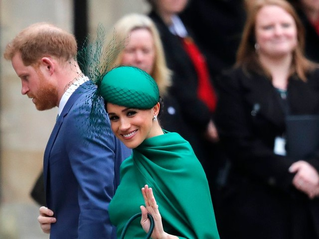 Harry et Meghan disent au revoir à leurs abonnés Instagram