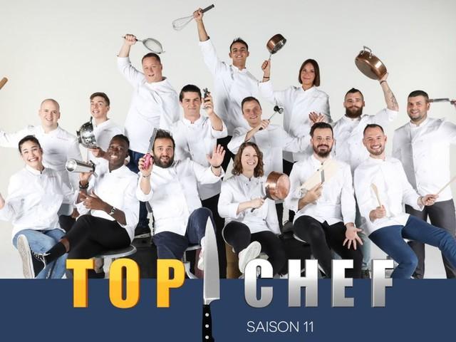 """DIAPORAMA - """"Top Chef 2020"""" : découvrez les 15 candidats de la saison 11"""