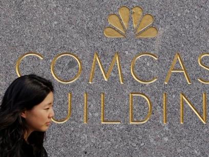 Le géant américain Comcast à l'assaut de l'Europe