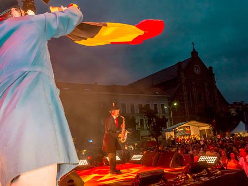 Des animations, un défilé et un feu d'artifice: voici le programme de la fête nationale