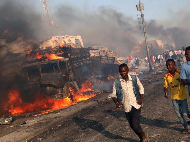 Somalie: Nouvel attentat près de Mogadiscio, au moins sept morts