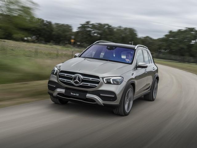 Prix Mercedes GLE 2019 : gamme et tarifs du nouveau SUV Mercedes