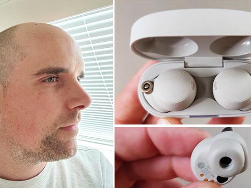 Les tests de Mathieu: Sony met tout le monde d'accord avec ses nouveaux écouteurs sans fil magiques