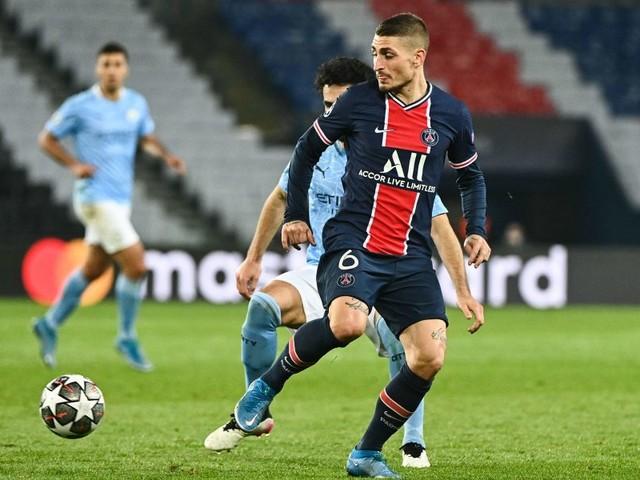 City/PSG – Verratti a regardé la demi-finale aller «4 fois» et évoque les clefs du match