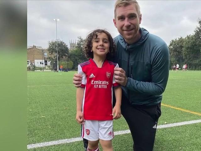 Royaume-Uni : âgé de 5 ans, il rejoint le club d'Arsenal