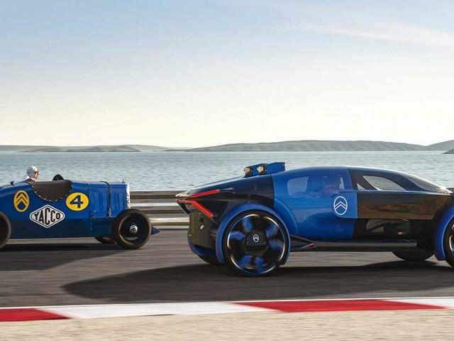 Citroën 19_19 Concept : le Centenaire du confort et de l'innovation à la française