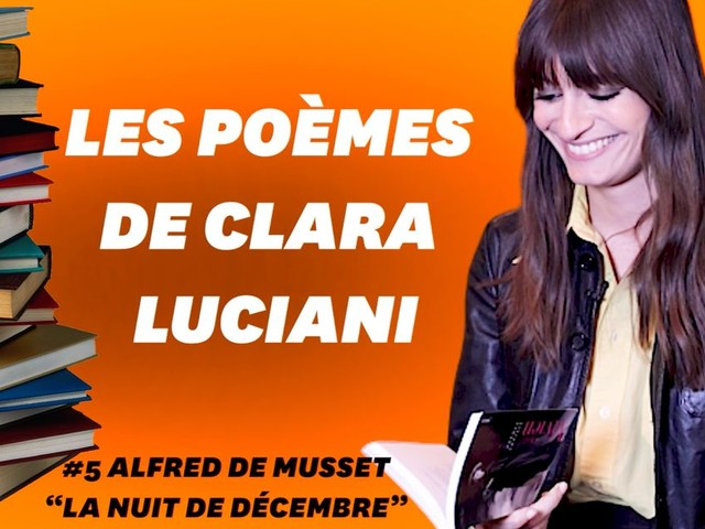Clara Luciani lit Alfred de Musset