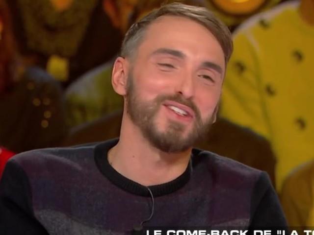 """VIDEO. Christophe Willem évoque sa sexualité : """"C'est quelque chose d'annexe"""""""