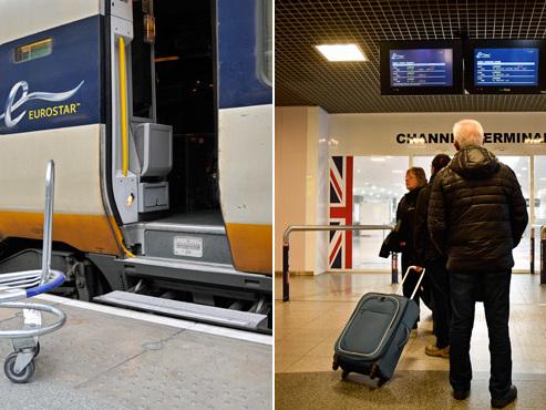 Le rail français à nouveau en grève ce mercredi: les Thalys et Eurostar impactés à Bruxelles