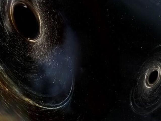 Ce trou noir découvert par Hubble défie les lois de l'astronomie