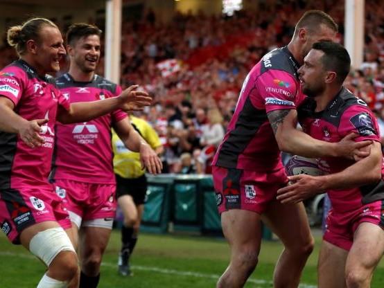 Rugby - Challenge - Gloucester en finale du Challenge européen après sa victoire contre Newcastle