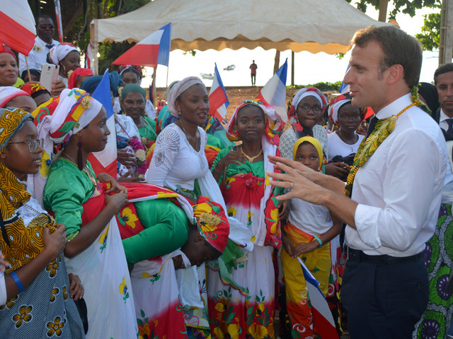 """Un """"territoire extrêmement stratégique"""" : pourquoi Emmanuel Macron visite les îles Glorieuses"""