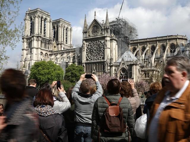 L'incendie de Notre-Dame est l'évènement le plus twitté de l'année