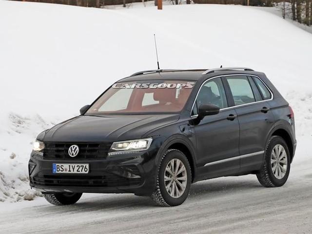 Volkswagen Tiguan GTE : l'hybride rechargeable confirmé pour 2020