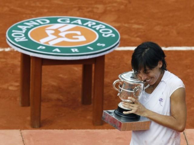 """Tennis: Francesca Schiavone révèle avoir """"vaincu"""" un cancer"""