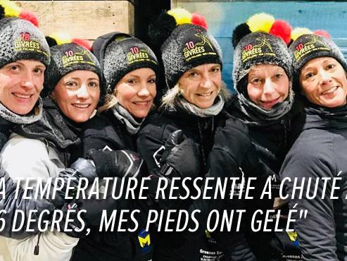 """Dix Liégeoises terminent un raid féminin extrême en Laponie (photos): Sophie raconte cette aventure """"extraordinaire"""""""