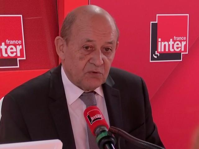 """Jean-Yves Le Drian : """"Je pense que Jean-Paul Delevoye est un homme de bonne foi"""""""