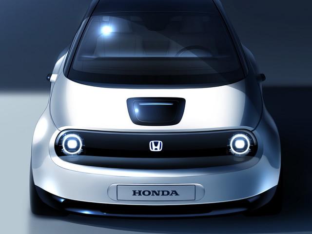 Honda dévoilera un concept de petite voiture électrique à Genève