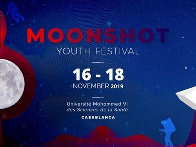 Casablanca: Première édition du festival Moonshot Morocco de la jeunesse