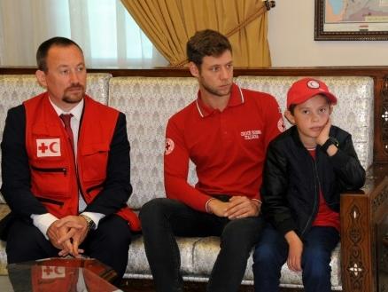 Le petit Albanais fils d'une jihadiste partie en Syrie arrive à Rome