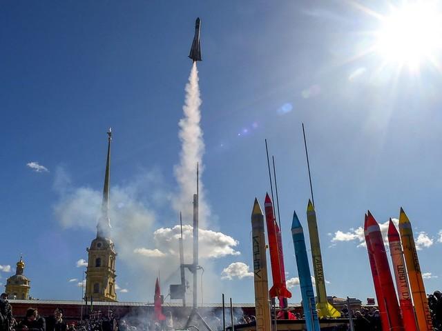 La Russie célèbre le 60e anniversaire du vol de Gagarine
