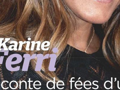 Karine Ferri, Yoann Gourcuff, étrange révélation sur leur rencontre