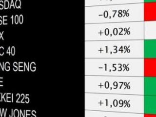 La Bourse de Paris accaparée par les publications d'entreprises (-0,37%)